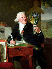 The man who made potatoes popular in France - Antoine-Augustin Parmentier, Courtesy of Wikipedia