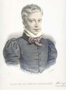Henri, duke of Chambord