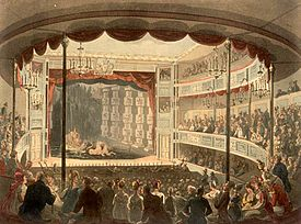 ventriloquism acts at Sadler's Wells Theatre