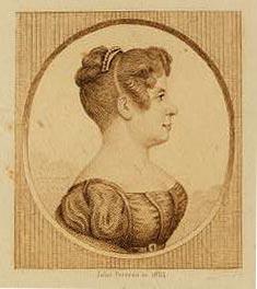 Sophie Blanchard - Élisa Garnerin
