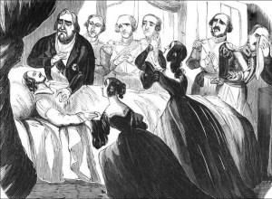 Deathbed of Ferdinand Philippe, Duke of Orléans