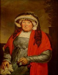 Brighton dipper Martha Gunn