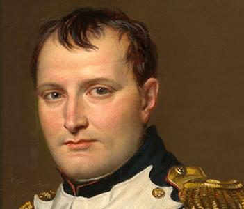 Napoleon's coronation - by Jacques-Louis David