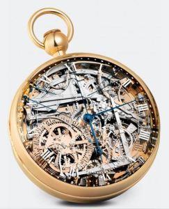 Marie Antoinette's Breguet Pocket Watch
