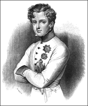 Napoleon II - Duke of Reichstadt