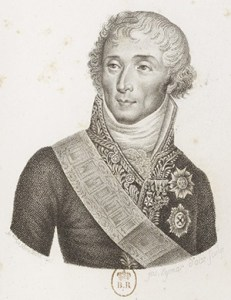 first police minister Joseph Fouché