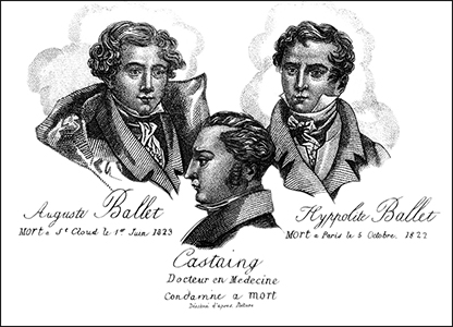 Edme Castaing - Auguste and Hippolyte Ballet
