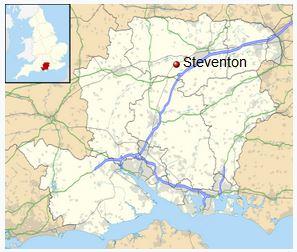 Jane Austen and Steventon