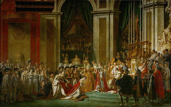 Napoleon's coronation