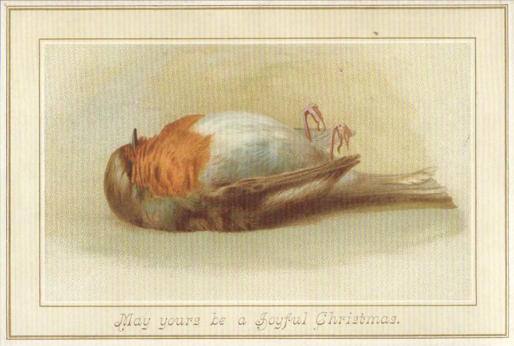 Christmas crime in the Victorian Era