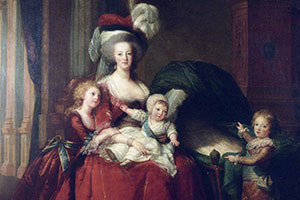 marie-antoinette-with-children-300x200