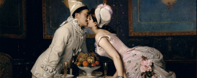 The Kiss of the 1800s and Tales Associated with It