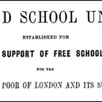 Victorian Era Ragged Schools
