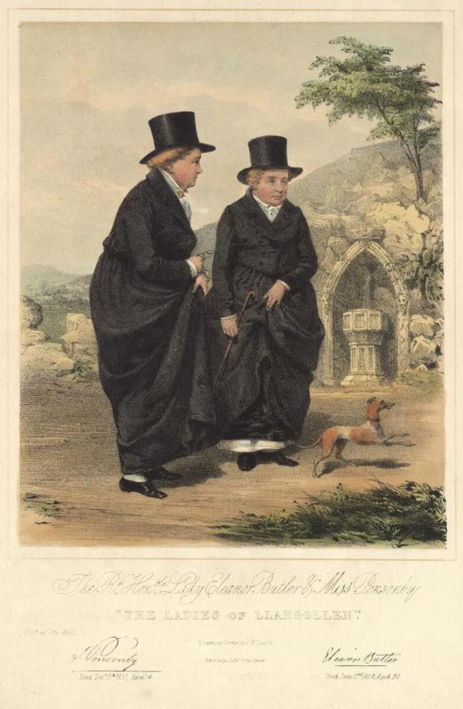 Ladies of Llangollen