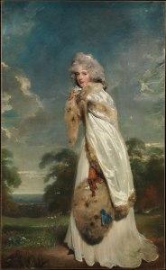 Elizabeth Farren before 1791.
