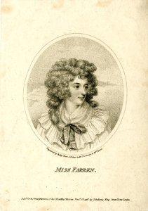 Elizabeth Farren