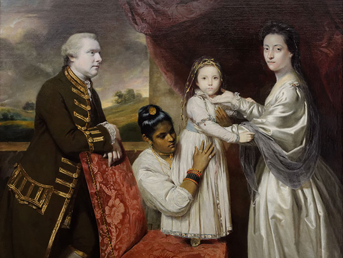 Eliza de Feuillide - Tysoe Hancock's family
