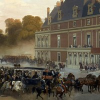Queen Victoria's Visit to France in 1843