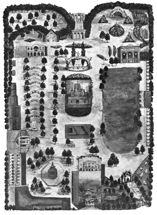 Cremorne Gardens