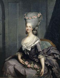 Princesse de Lamballe portraits
