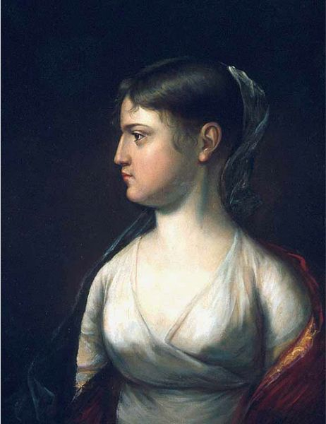 Patriots disappearance - Theodosia Burr