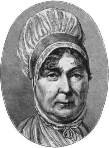 female prisoners at Newgate - Elizabeth Fry