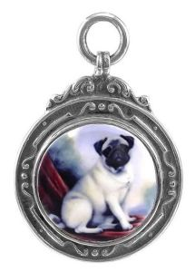 pug collectibles and trinkets - pendant