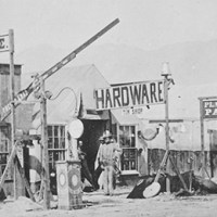 Hell on Wheels: Temporary Cities of the Transcontinental Railroad