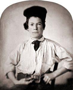 Mark Twain in 1860