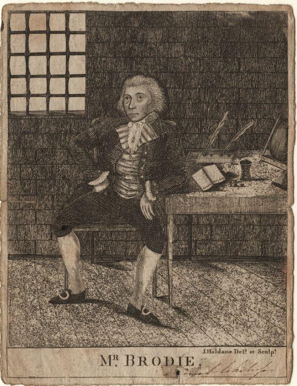 William Brodie