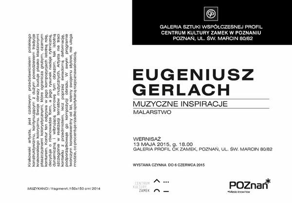 Eugeniiusz Gerlach CK Poznań