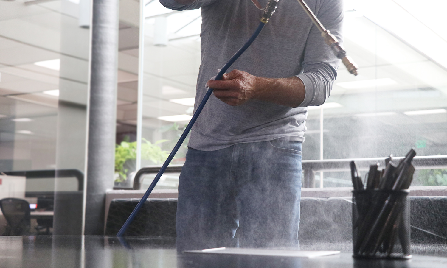 Germ-Fogger™ In Office Space