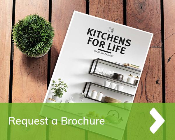 German Kitchens Cardiff - request a free kitchen brochure