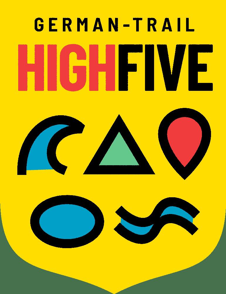 German-Trail High Five Logo