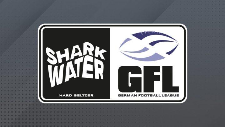SharkWater wird Namenssponsor der GFL und des German Bowls