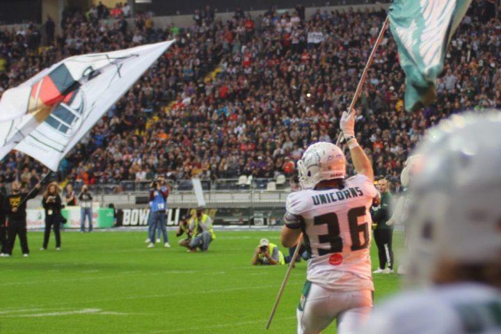 Starter im German Bowl