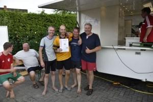 Zweiter Platz: Team Sängerknaben