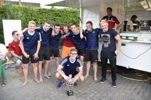 Sieger: Team Hellbier Generation