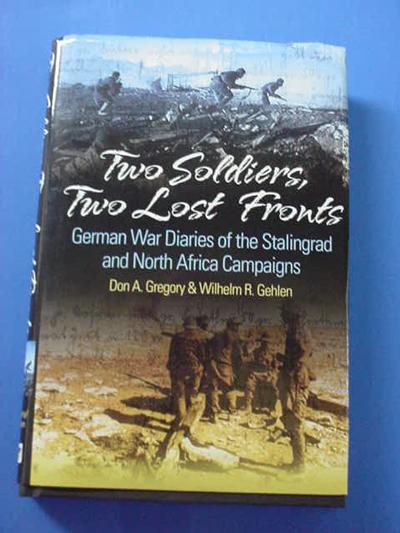 Africa Korps Books