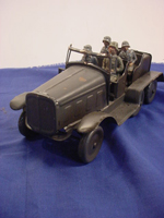Model Troop Car