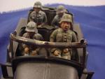 Model Troop Car