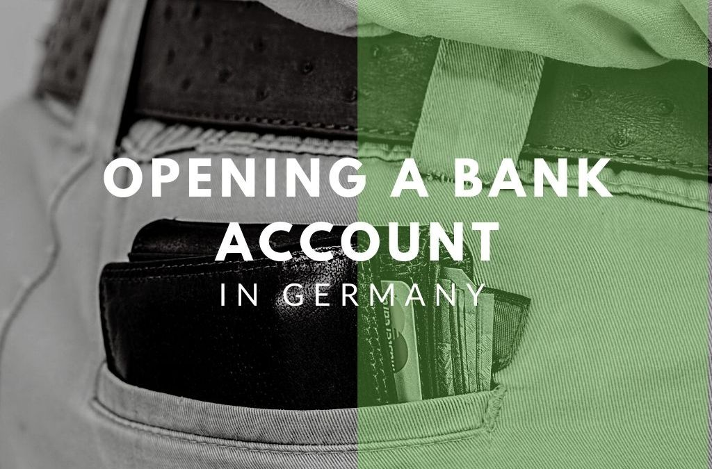 Opening a bank account in Germany