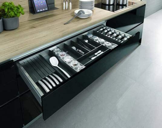 Modern European Kitchen Design
