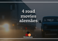 4 road movies alemães