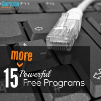 15 More Free Software Downloads