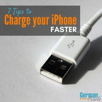7 Tips for How to Charge your iPhone Faster