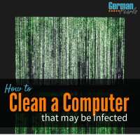How to Clean a Computer that's Infected with Virus or Malware