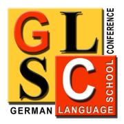 The German Language School Conference (GLSC) is the national umbrella organization for private German language schools in the United States