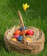 Eastereggs und Ostereier