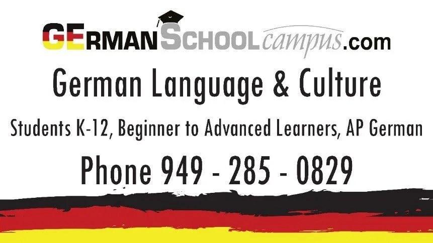 Enrollment GERMAN SCHOOL campus Newport Beach